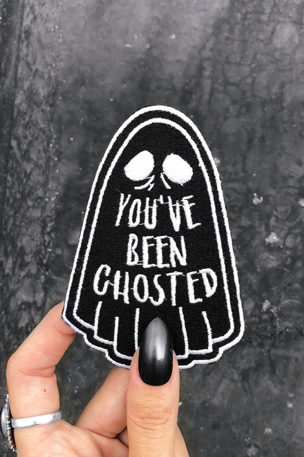 Ghosted Patch