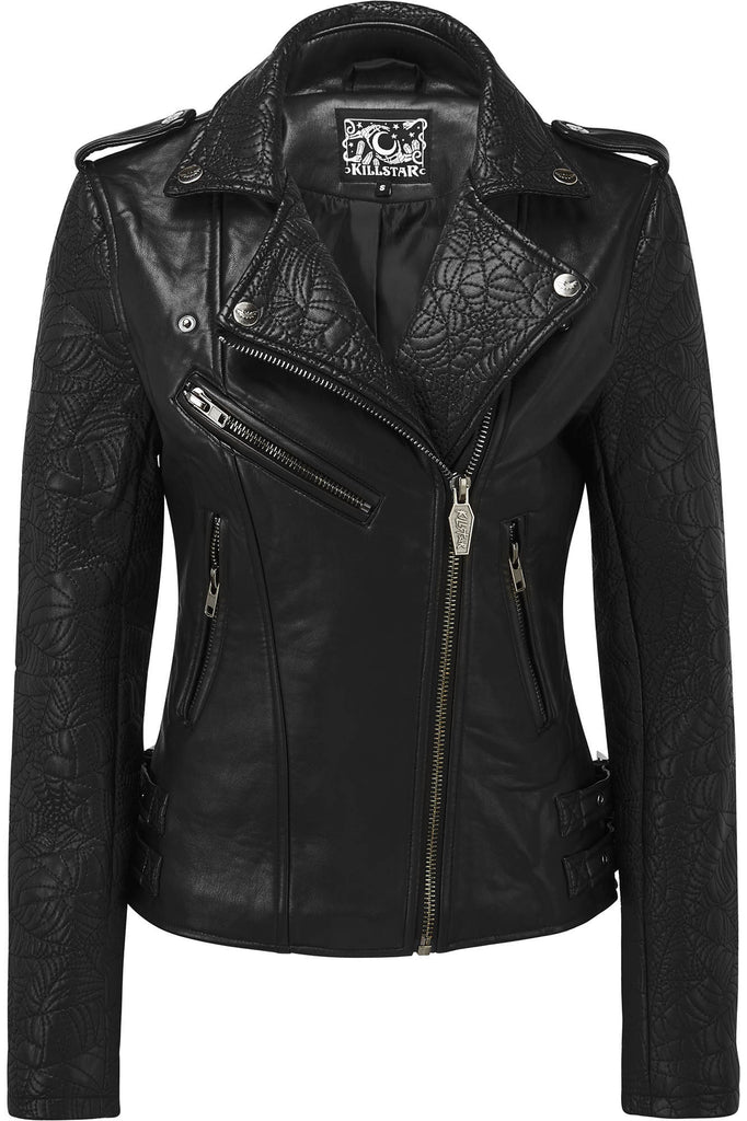 Graveyard Shift Biker Jacket