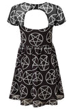 Hayley Hex Tea Dress [B]