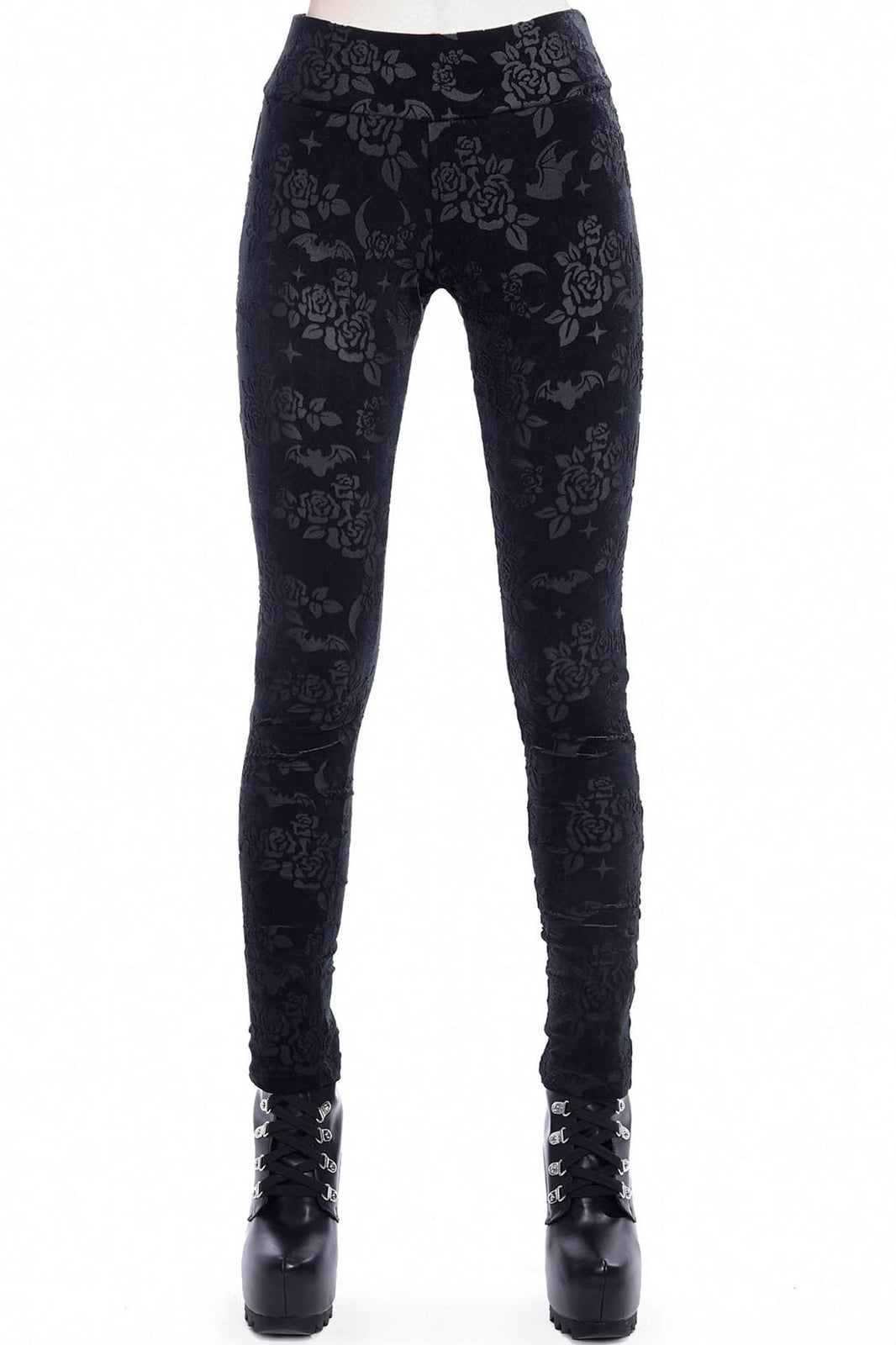 Hayzel Velvet Leggings
