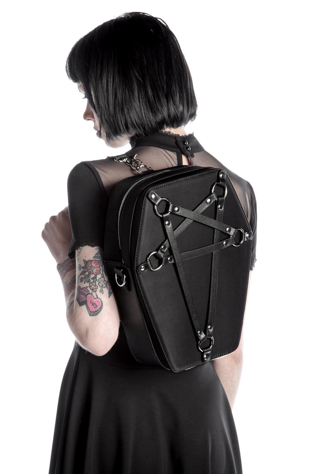 Hexellent Coffin Backpack [B]
