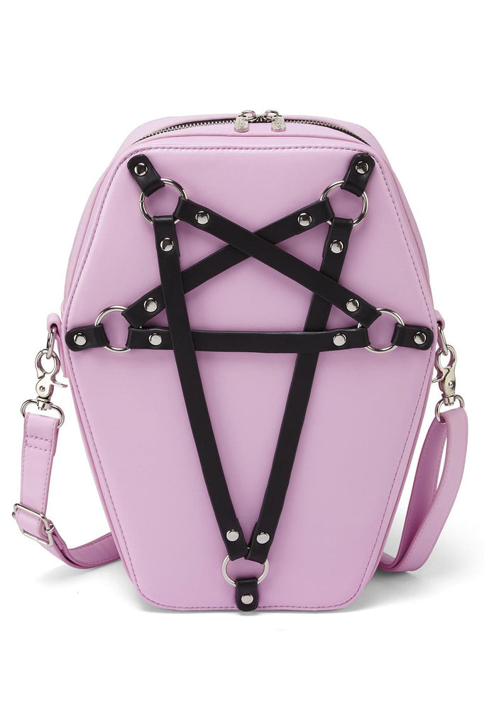 Hexellent Coffin Backpack [PINK]