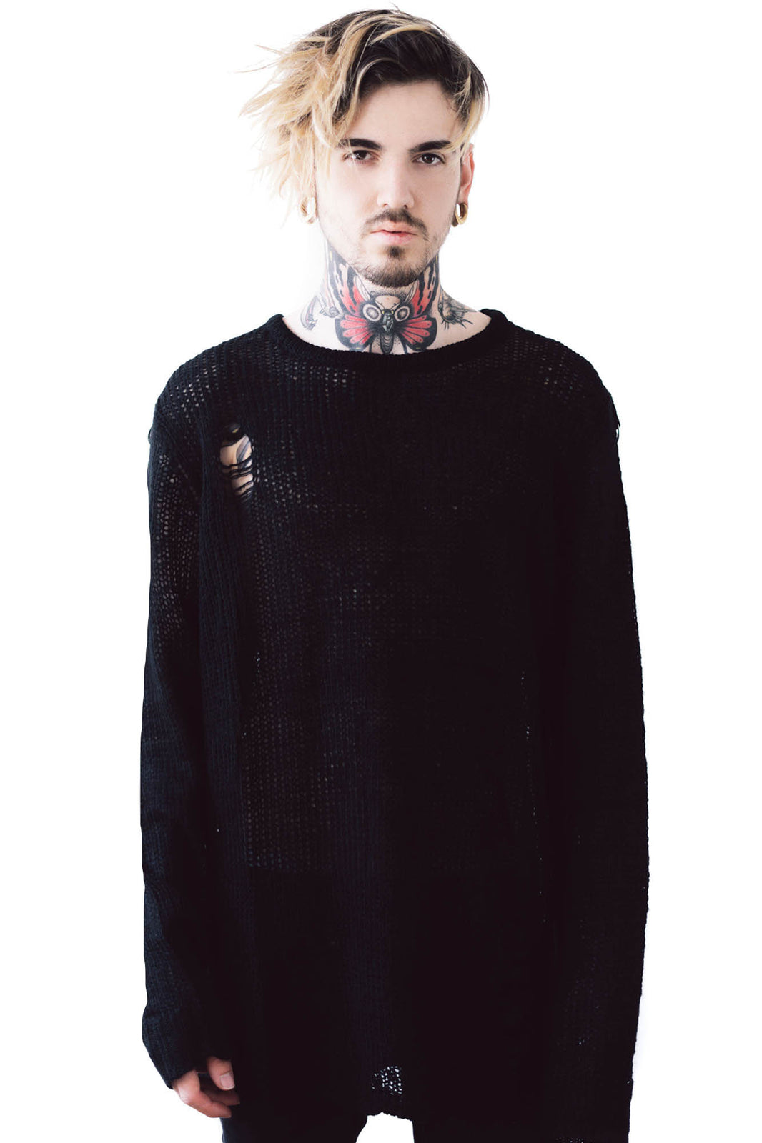 High Voltage Knit Sweater