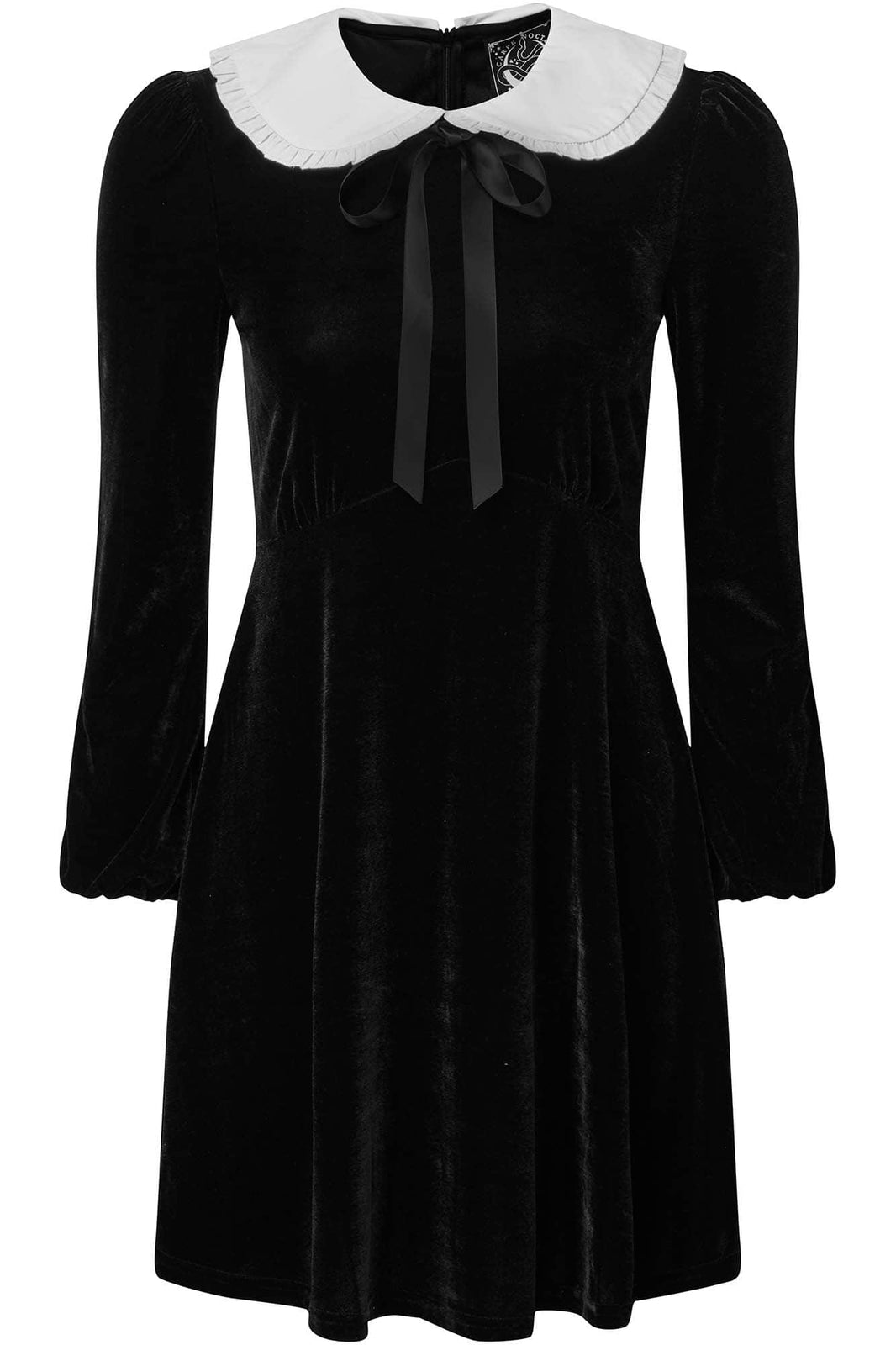 Hope In Hell Collar Dress
