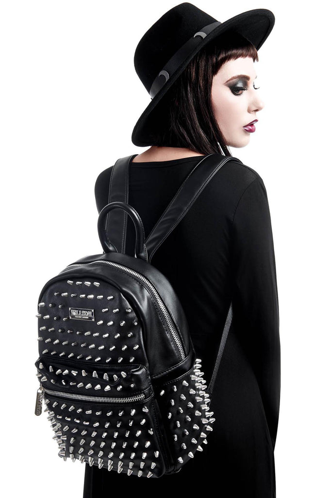 Ika Spiked Backpack [B]