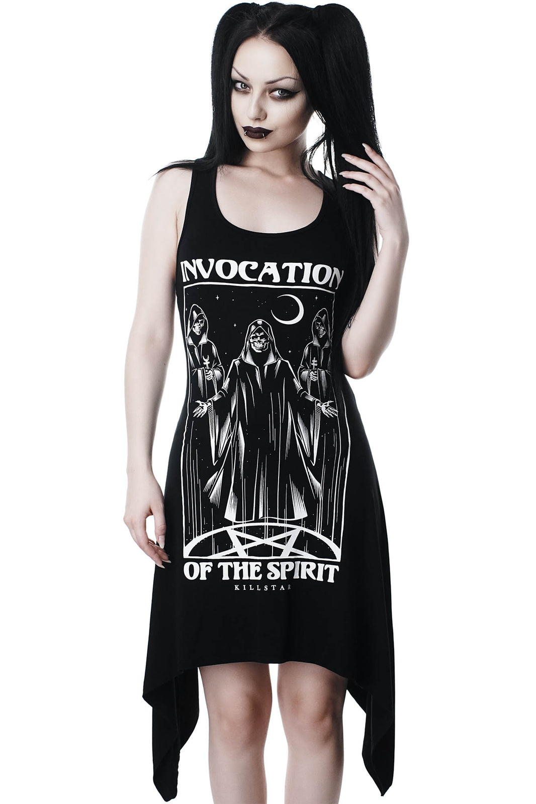 Invocation Lace-Up Tunic