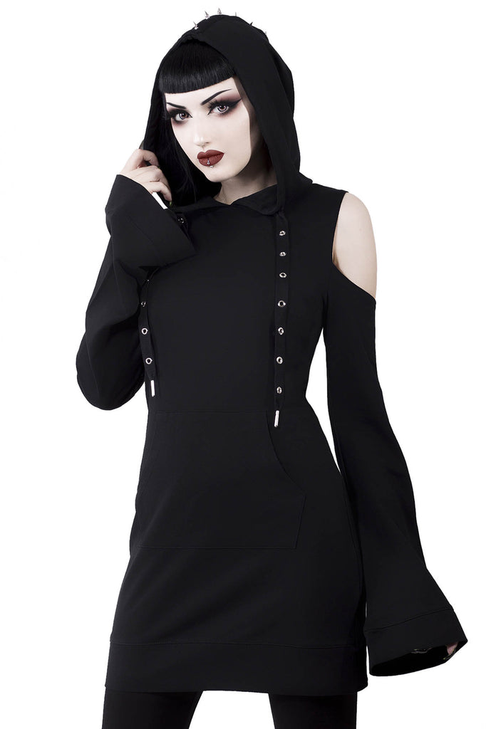 Iza Jersey Sorceress Dress [B]