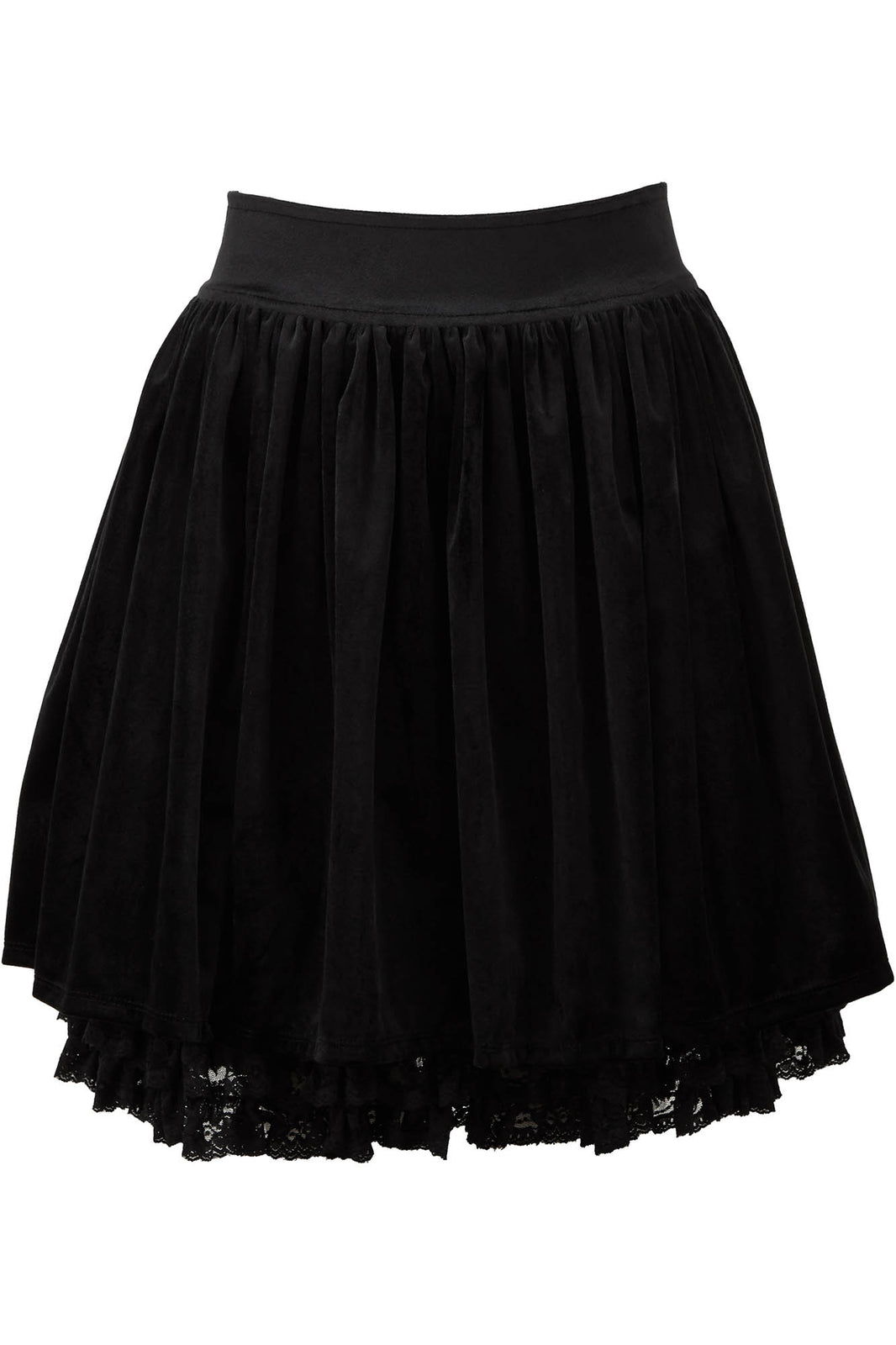 Juliet Velvet Skirt [B]