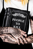 Kill List Book Handbag [B]