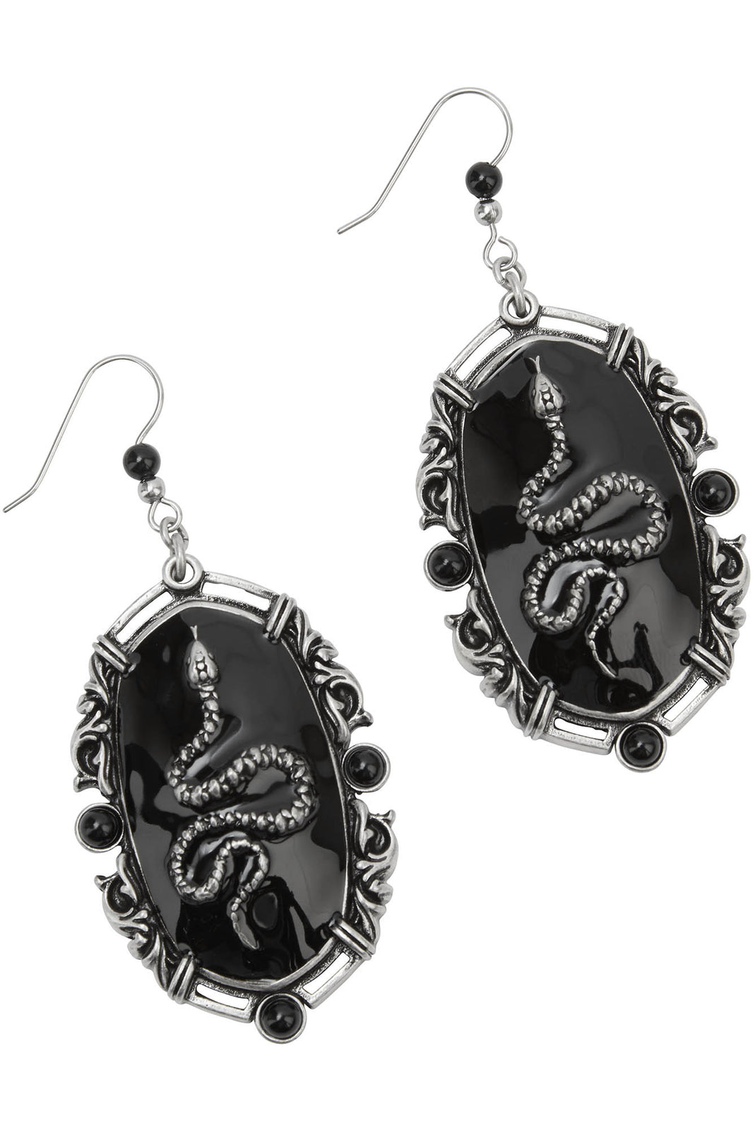 Kissing Eve Earrings