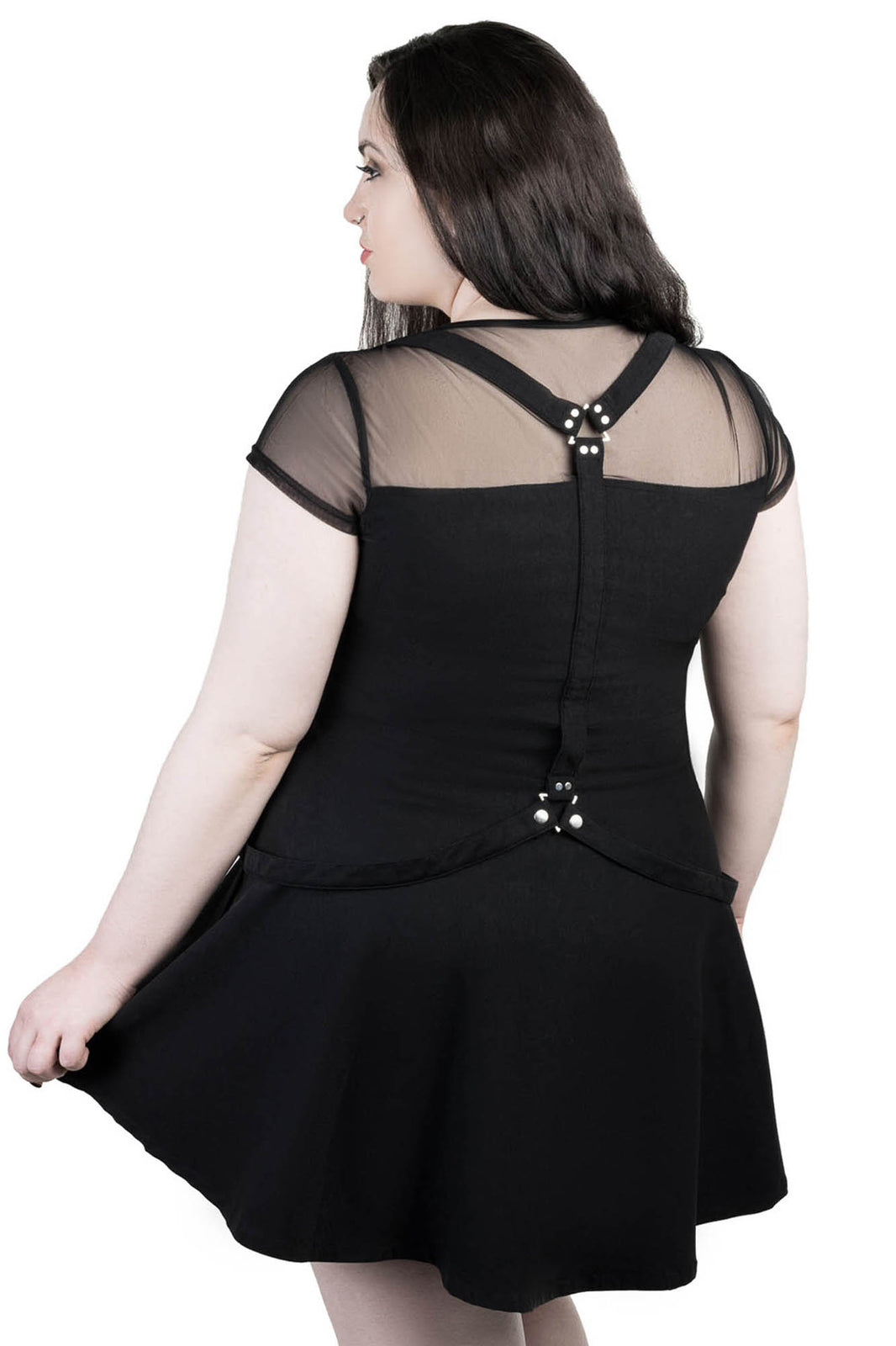 Kounter Kulture Skater Dress [PLUS]