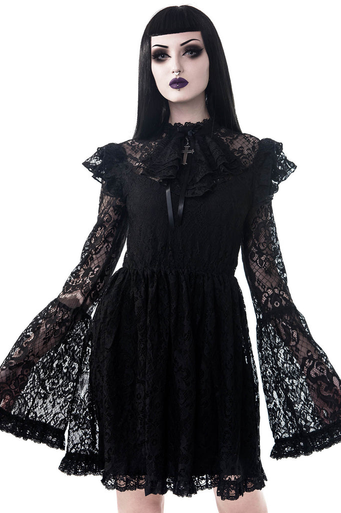 Liliana Lace Dress