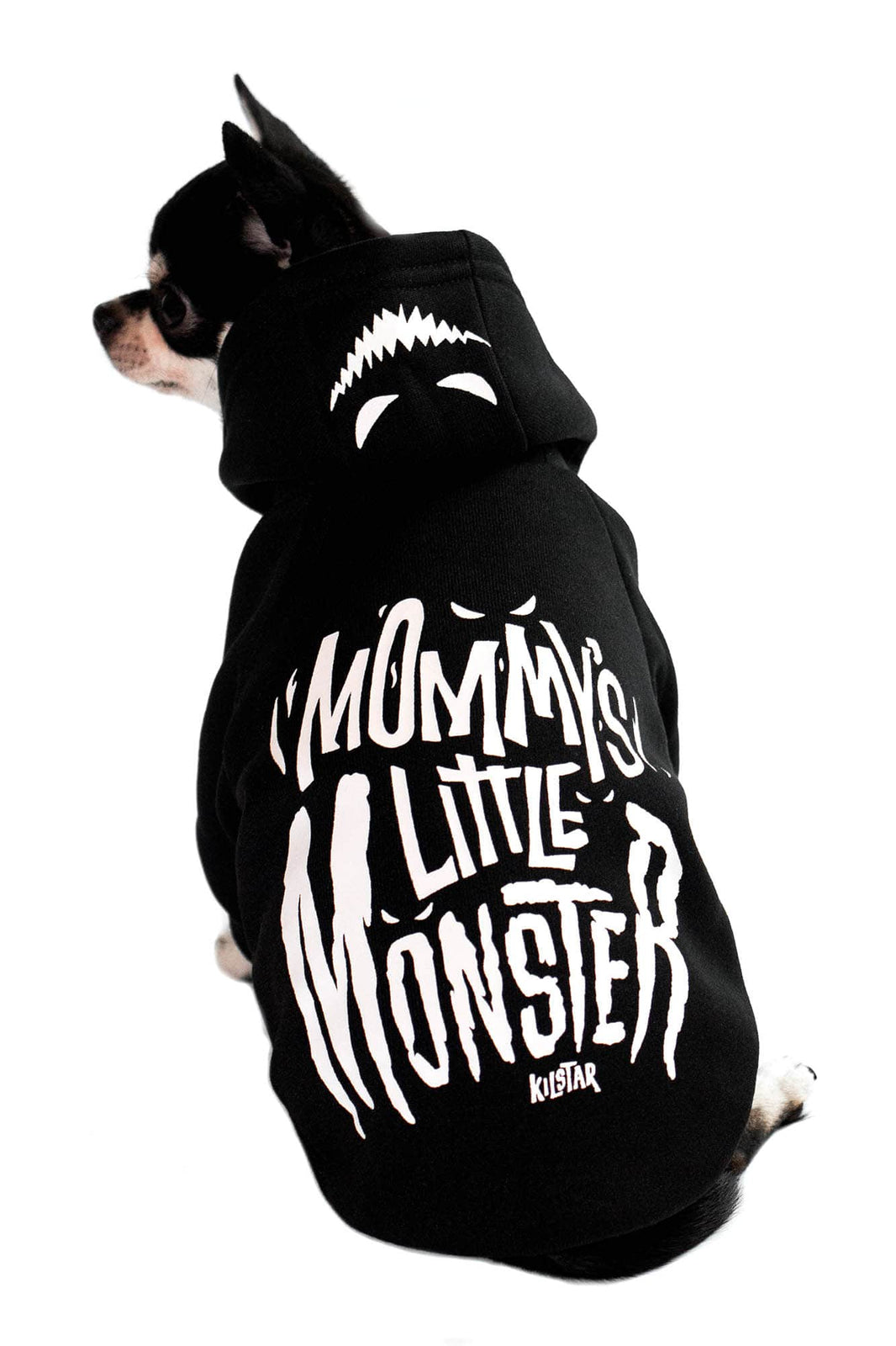 Little Monster Pet Hoodie