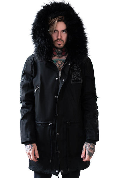Lost Parka Jacket