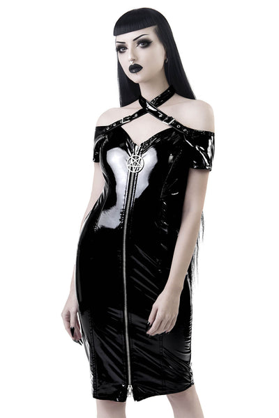 Lost Souls Bardot Dress