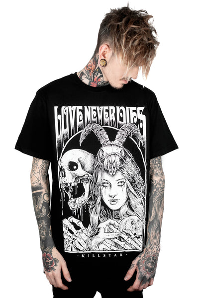 Love Never Dies T-Shirt