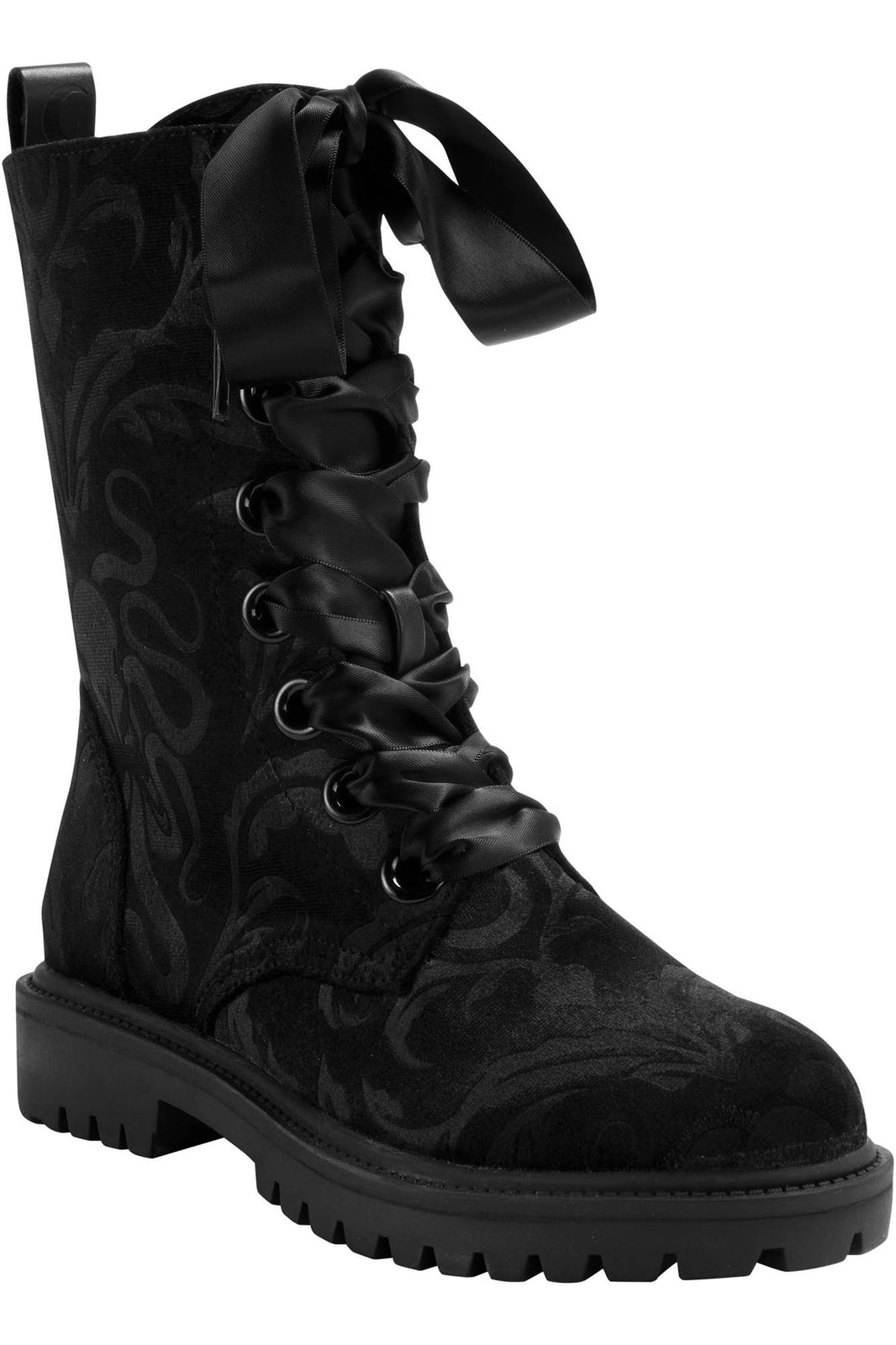 Cthulhu Combat Boots