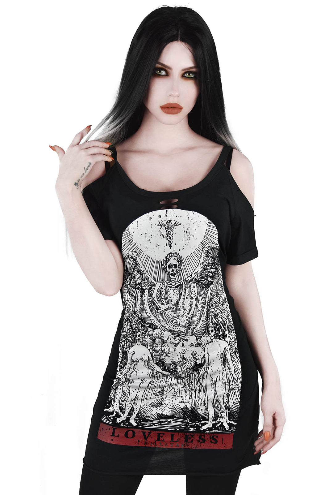 Loveless Distress Top