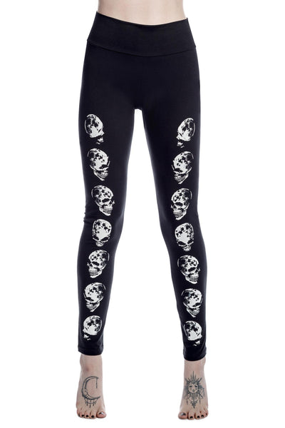 Luna Morte Leggings [B]