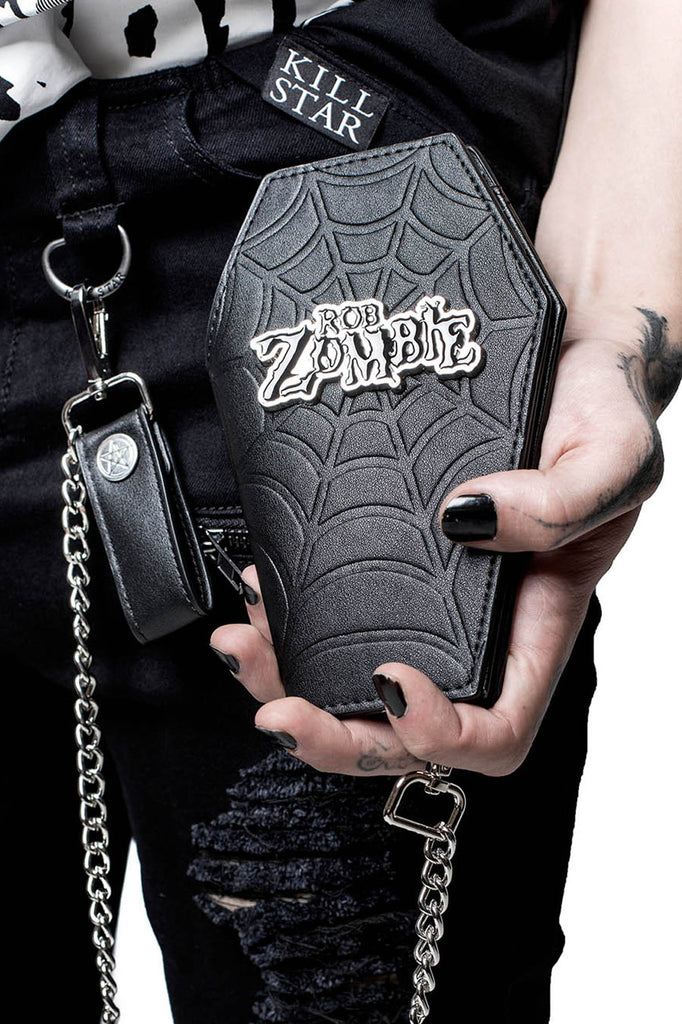 Lurker Coffin Wallet