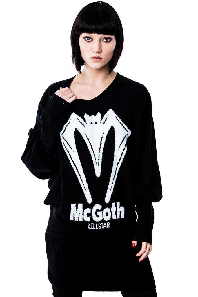McGoth Knit Dress [B]