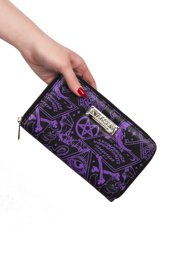 Miss Morbid Wallet [B]