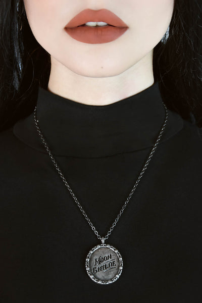 Moon Childe Necklace