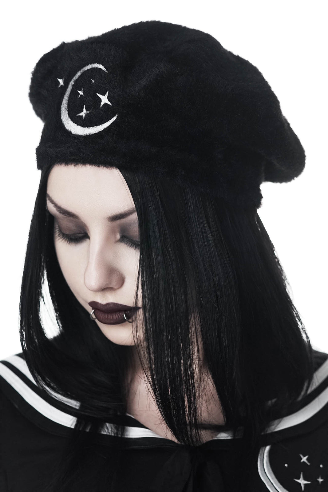 Moonbeam Beret