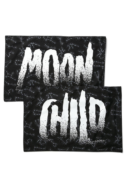 Moon Child Pillow Cases [B]