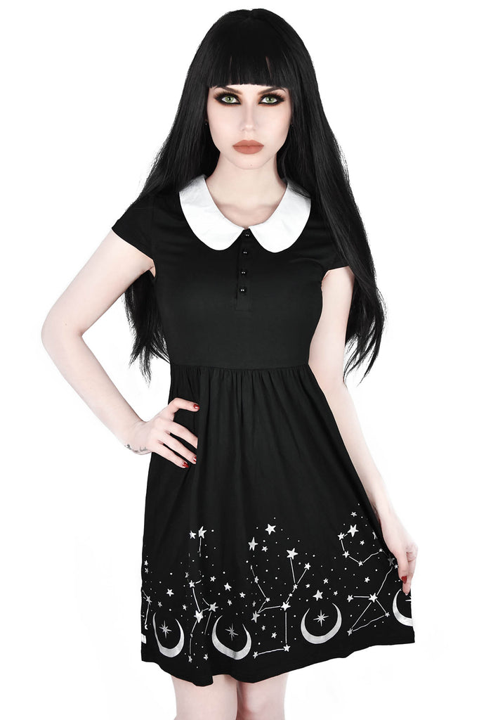 Moonscape Skater Dress
