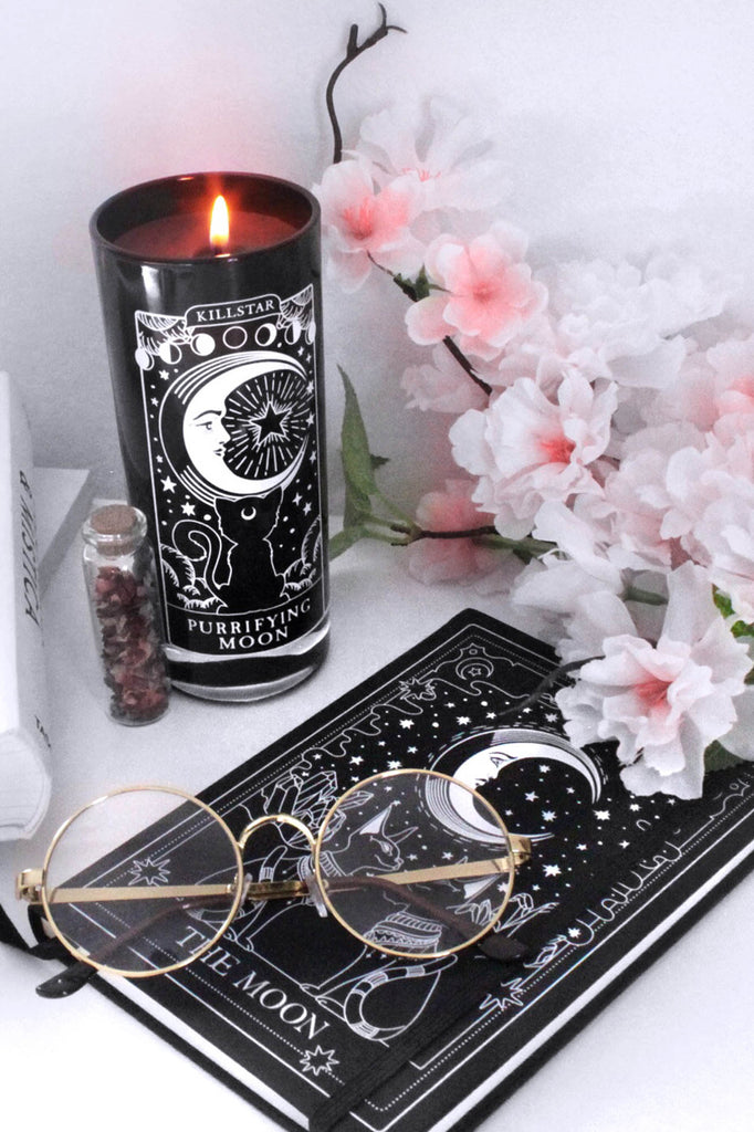 Moonspell Ritual Candle