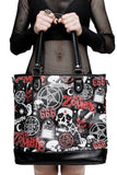 Mrs Zombie Tote Bag