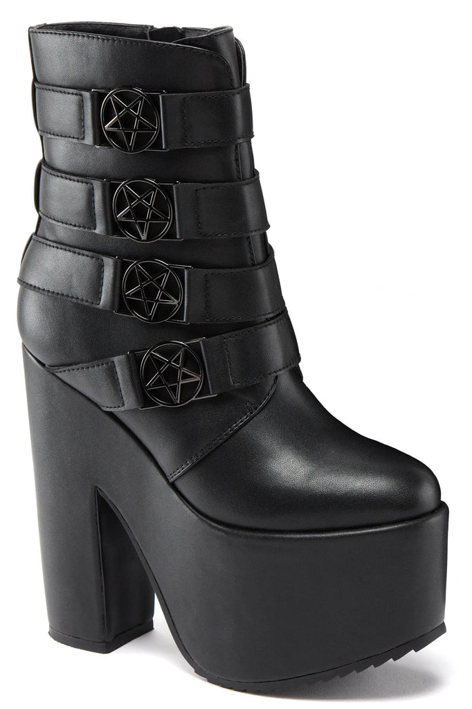 Nancy Platform Boot [B]