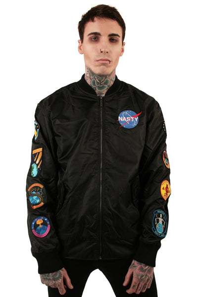 Nasty Bomber Jacket [B]