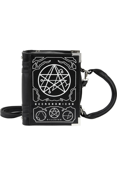 Necronomicon Book Handbag [B]