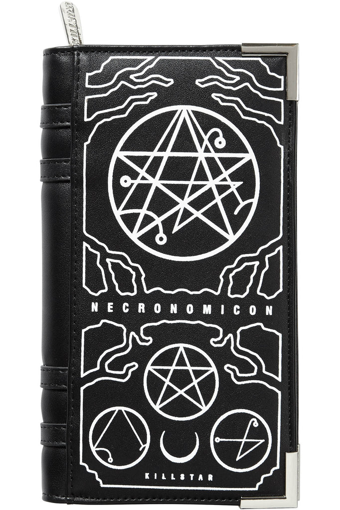 necronomicon  Necronomicon Book Wallet [B] | KILLSTAR - UK Store