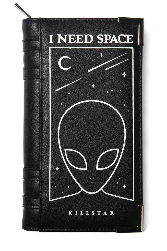 Need Space Book Wallet [B]