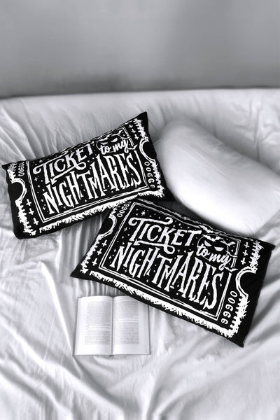 Nightmare Pillow Cases [B]