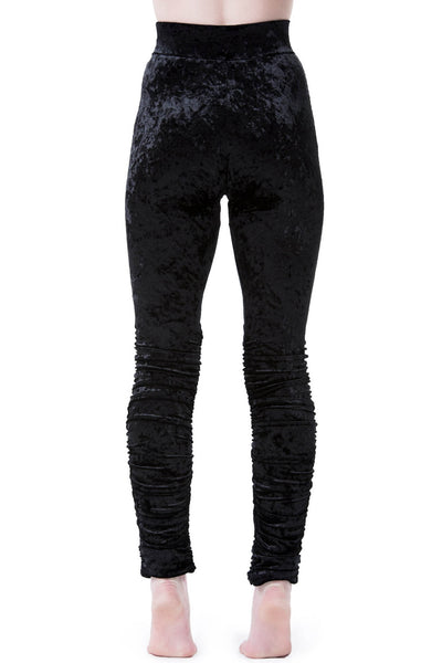Nightshade Velvet Leggings [B]