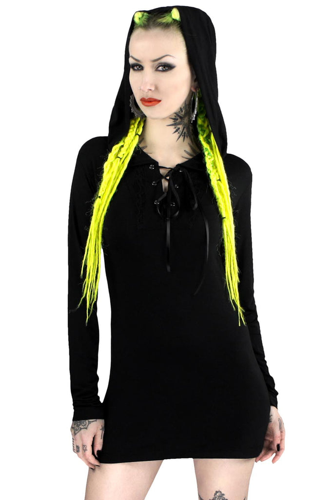 Nightwish Hood Dress [B]