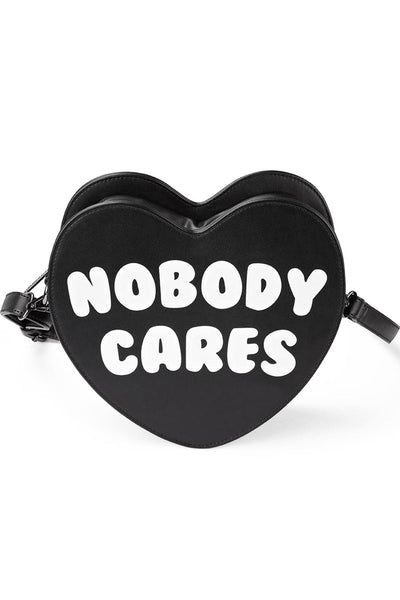 Nobody Cares Handbag [B]