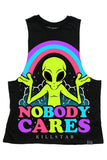 Nobody Cares Muscle Tank [B]