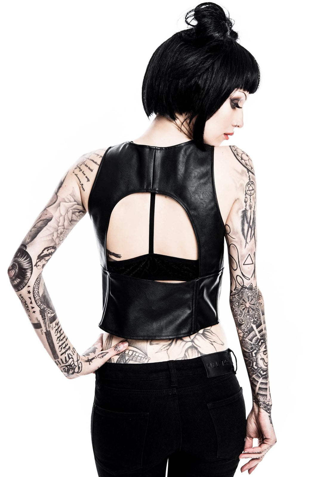 No Mercy Harness Top [B]