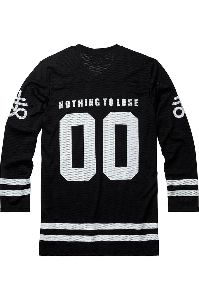 ... Nothing To Lose Hockey Jersey  B  ... 5686693f7ae