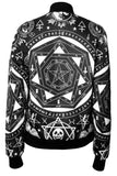 Occult Reversible Bomber Jacket [B]