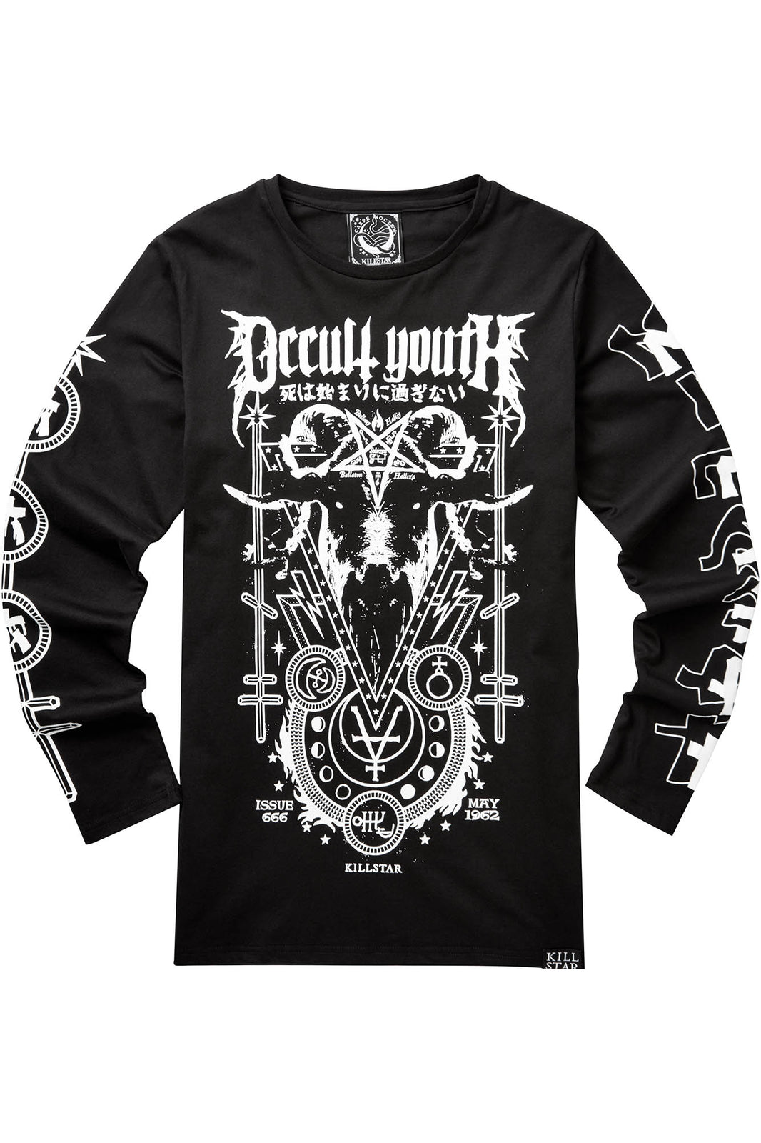 Occult Youth Long Sleeve Top