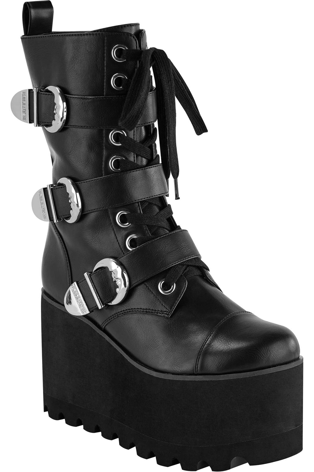 Oracle Wedge Boots