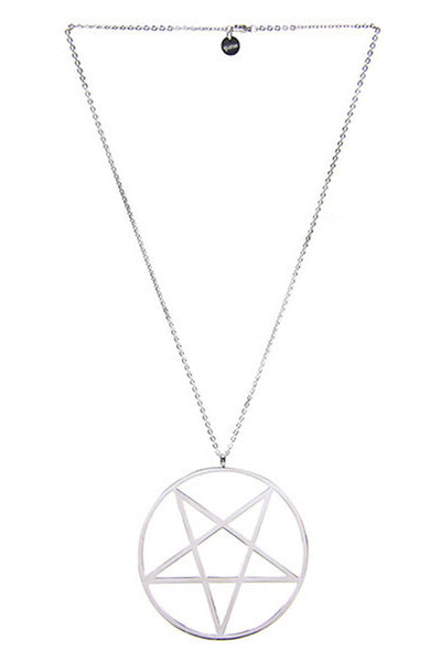 Pentagram Necklace [S]