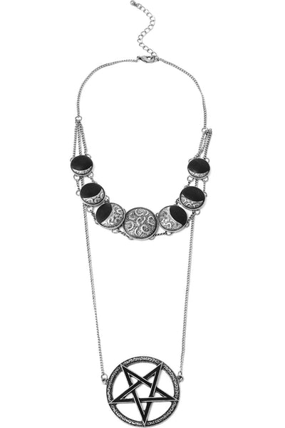 Phases Layer Necklace [S]