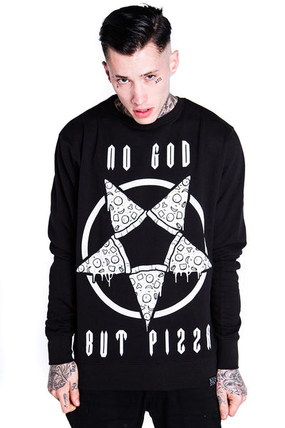 Pizzagram Sweatshirt [B]